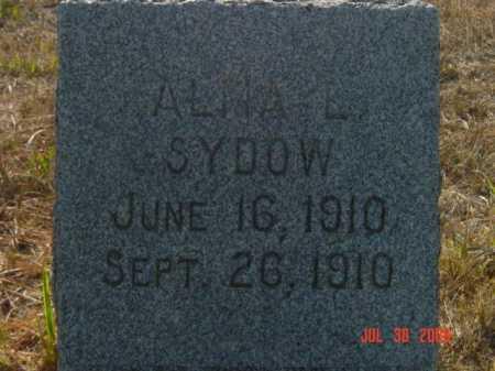 SYDOW, ALMA L. - Stanton County, Nebraska | ALMA L. SYDOW - Nebraska Gravestone Photos