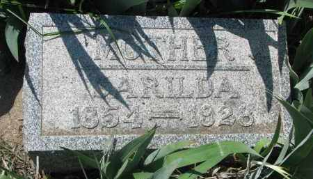 TAYLOR, SARILDA - Stanton County, Nebraska   SARILDA TAYLOR - Nebraska Gravestone Photos
