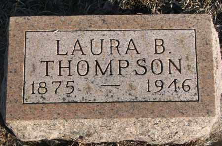 THOMPSON, LAURA B. - Stanton County, Nebraska | LAURA B. THOMPSON - Nebraska Gravestone Photos