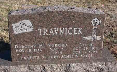 TRAVNICEK, DOROTHY M. - Stanton County, Nebraska | DOROTHY M. TRAVNICEK - Nebraska Gravestone Photos