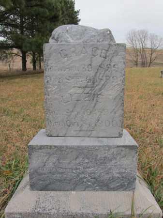 UNKNOWN, LIZZIE - Stanton County, Nebraska | LIZZIE UNKNOWN - Nebraska Gravestone Photos