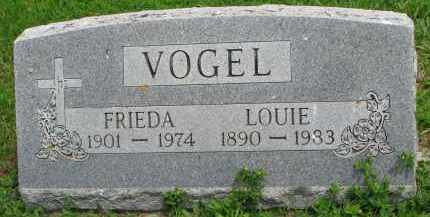 VOGEL, FRIEDA - Stanton County, Nebraska | FRIEDA VOGEL - Nebraska Gravestone Photos