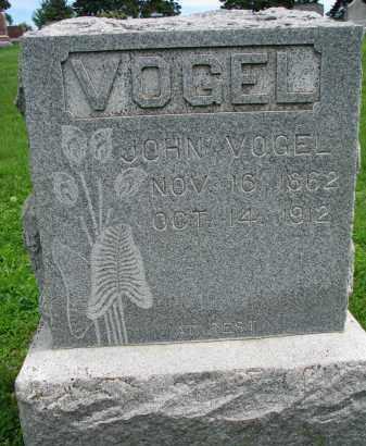 VOGEL, JOHN - Stanton County, Nebraska | JOHN VOGEL - Nebraska Gravestone Photos