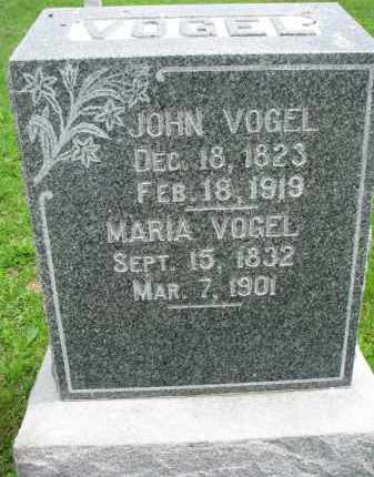 VOGEL, JOHN - Stanton County, Nebraska | JOHN VOGEL - Nebraska Gravestone Photos