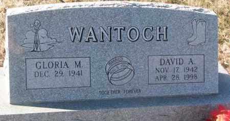 WANTOCH, GLORIA M. - Stanton County, Nebraska | GLORIA M. WANTOCH - Nebraska Gravestone Photos