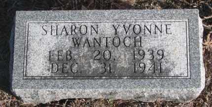 WANTOCH, SHARON YVONNE - Stanton County, Nebraska   SHARON YVONNE WANTOCH - Nebraska Gravestone Photos