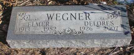 WEGNER, ELMER - Stanton County, Nebraska | ELMER WEGNER - Nebraska Gravestone Photos