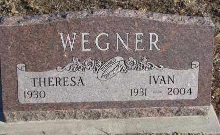 WEGNER, THERESA - Stanton County, Nebraska | THERESA WEGNER - Nebraska Gravestone Photos