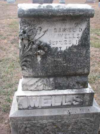 WELLS, CATHERINE - Stanton County, Nebraska | CATHERINE WELLS - Nebraska Gravestone Photos