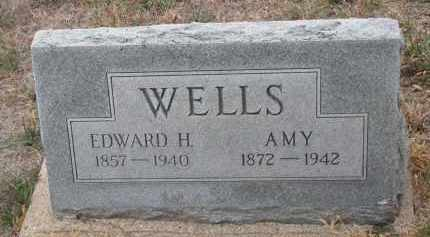 WELLS, AMY - Stanton County, Nebraska | AMY WELLS - Nebraska Gravestone Photos