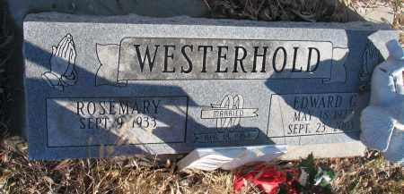 WESTERHOLD, ROSEMARY - Stanton County, Nebraska   ROSEMARY WESTERHOLD - Nebraska Gravestone Photos