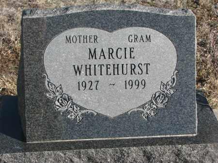 WHITEHURST, MARCIE - Stanton County, Nebraska | MARCIE WHITEHURST - Nebraska Gravestone Photos