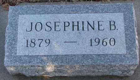 WITTE, JOSEPHINE B. - Stanton County, Nebraska | JOSEPHINE B. WITTE - Nebraska Gravestone Photos