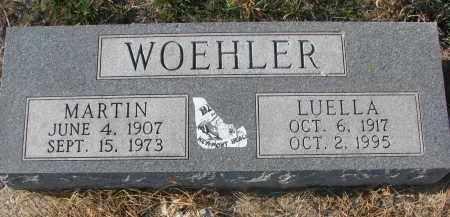 WOEHLER, MARTIN - Stanton County, Nebraska   MARTIN WOEHLER - Nebraska Gravestone Photos