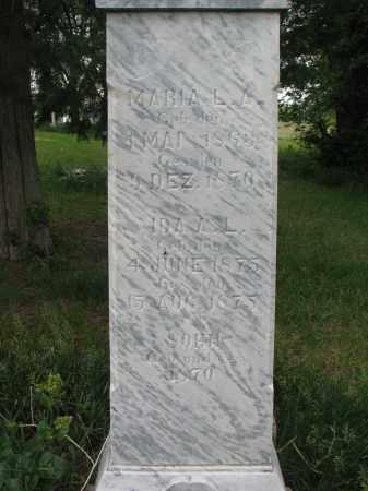 ZANDER, SOHN (SON) (CLOSEUP) - Stanton County, Nebraska | SOHN (SON) (CLOSEUP) ZANDER - Nebraska Gravestone Photos
