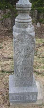 ARMELL, BERNICE - Thurston County, Nebraska | BERNICE ARMELL - Nebraska Gravestone Photos