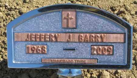 BARRY, JEFFERY J. - Thurston County, Nebraska | JEFFERY J. BARRY - Nebraska Gravestone Photos