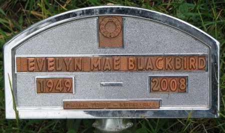 BLACKBIRD, EVELYN MAE - Thurston County, Nebraska | EVELYN MAE BLACKBIRD - Nebraska Gravestone Photos