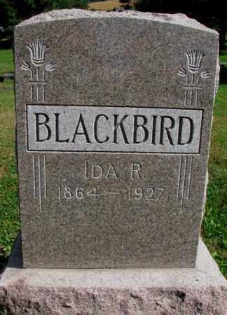 BLACKBIRD, IDA R. - Thurston County, Nebraska | IDA R. BLACKBIRD - Nebraska Gravestone Photos