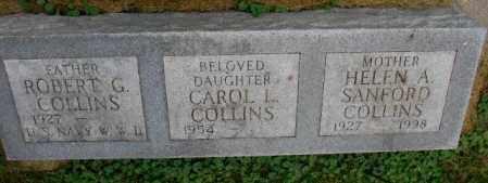 COLLINS, ROBERT G. - Thurston County, Nebraska | ROBERT G. COLLINS - Nebraska Gravestone Photos