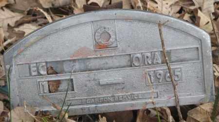 DECORA, UNKNOWN - Thurston County, Nebraska | UNKNOWN DECORA - Nebraska Gravestone Photos