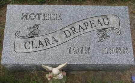 DRAPEAU, CLARA - Thurston County, Nebraska | CLARA DRAPEAU - Nebraska Gravestone Photos
