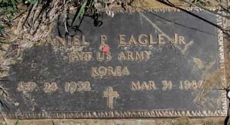 EAGLE, DANIEL P. JR. - Thurston County, Nebraska | DANIEL P. JR. EAGLE - Nebraska Gravestone Photos