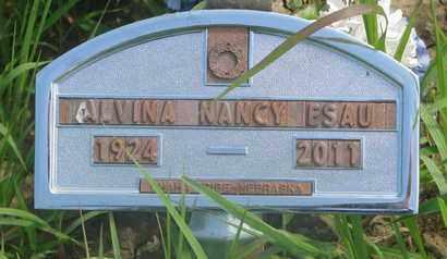 ESAU, ALVINA NANCY - Thurston County, Nebraska | ALVINA NANCY ESAU - Nebraska Gravestone Photos