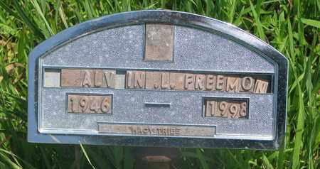 FREEMONT, ALVIN L. - Thurston County, Nebraska | ALVIN L. FREEMONT - Nebraska Gravestone Photos