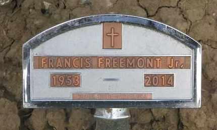 FREEMONT, FRANCIS JR. - Thurston County, Nebraska   FRANCIS JR. FREEMONT - Nebraska Gravestone Photos