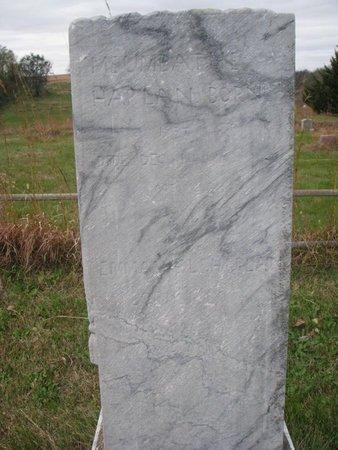HARLAN, MEUMBATHE - Thurston County, Nebraska   MEUMBATHE HARLAN - Nebraska Gravestone Photos