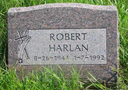 HARLAN, ROBERT - Thurston County, Nebraska | ROBERT HARLAN - Nebraska Gravestone Photos