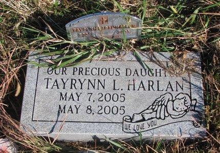 HARLAN, TAYRYNN L. - Thurston County, Nebraska | TAYRYNN L. HARLAN - Nebraska Gravestone Photos
