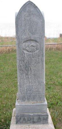 HARLAN, WILLIE - Thurston County, Nebraska | WILLIE HARLAN - Nebraska Gravestone Photos