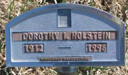 HOLSTEIN, DOROTHY I. - Thurston County, Nebraska | DOROTHY I. HOLSTEIN - Nebraska Gravestone Photos