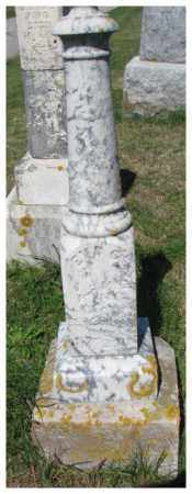 KING, EVE - Thurston County, Nebraska | EVE KING - Nebraska Gravestone Photos