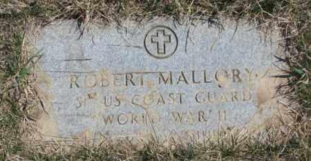 MALLORY, ROBERT - Thurston County, Nebraska   ROBERT MALLORY - Nebraska Gravestone Photos
