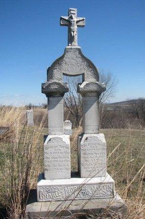 MARTIN, GEORGE - Thurston County, Nebraska | GEORGE MARTIN - Nebraska Gravestone Photos
