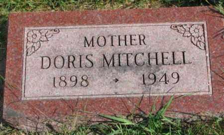 MITCHELL, DORIS - Thurston County, Nebraska | DORIS MITCHELL - Nebraska Gravestone Photos