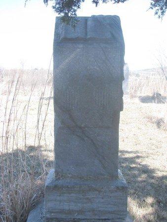 PARKER, ADA - Thurston County, Nebraska | ADA PARKER - Nebraska Gravestone Photos
