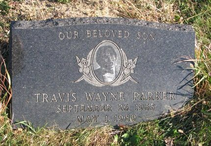 PARKER, TRAVIS WAYNE - Thurston County, Nebraska   TRAVIS WAYNE PARKER - Nebraska Gravestone Photos