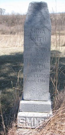 SMITH, THEODORE - Thurston County, Nebraska | THEODORE SMITH - Nebraska Gravestone Photos
