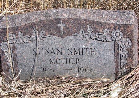 SMITH, SUSAN - Thurston County, Nebraska   SUSAN SMITH - Nebraska Gravestone Photos