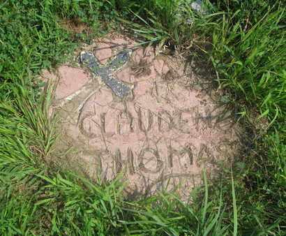 THOMAS, CLAUDENE - Thurston County, Nebraska   CLAUDENE THOMAS - Nebraska Gravestone Photos