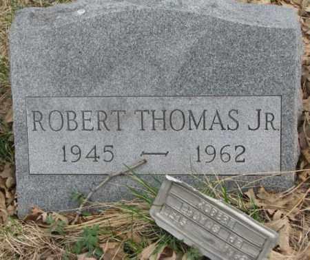 THOMAS, ROBERT JR. - Thurston County, Nebraska | ROBERT JR. THOMAS - Nebraska Gravestone Photos
