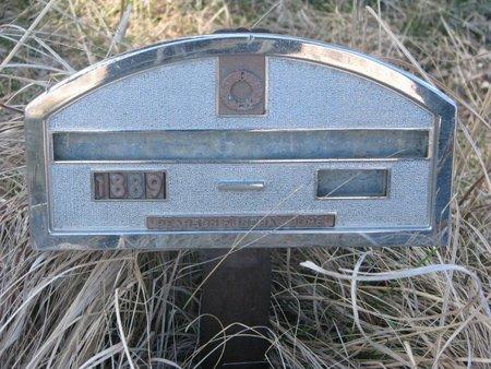 UNKNOWN, UNKNOWN - Thurston County, Nebraska | UNKNOWN UNKNOWN - Nebraska Gravestone Photos