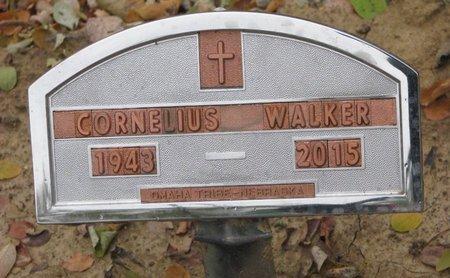 WALKER, CORNELIUS - Thurston County, Nebraska | CORNELIUS WALKER - Nebraska Gravestone Photos