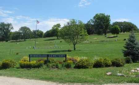 *WINNEBAGO, OVERVIEW - Thurston County, Nebraska | OVERVIEW *WINNEBAGO - Nebraska Gravestone Photos