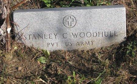WOODHULL, STANLEY C. - Thurston County, Nebraska | STANLEY C. WOODHULL - Nebraska Gravestone Photos