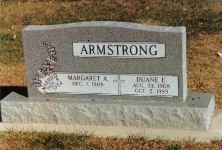 FULLER ARMSTRONG, MARGARET ALICE - Valley County, Nebraska | MARGARET ALICE FULLER ARMSTRONG - Nebraska Gravestone Photos